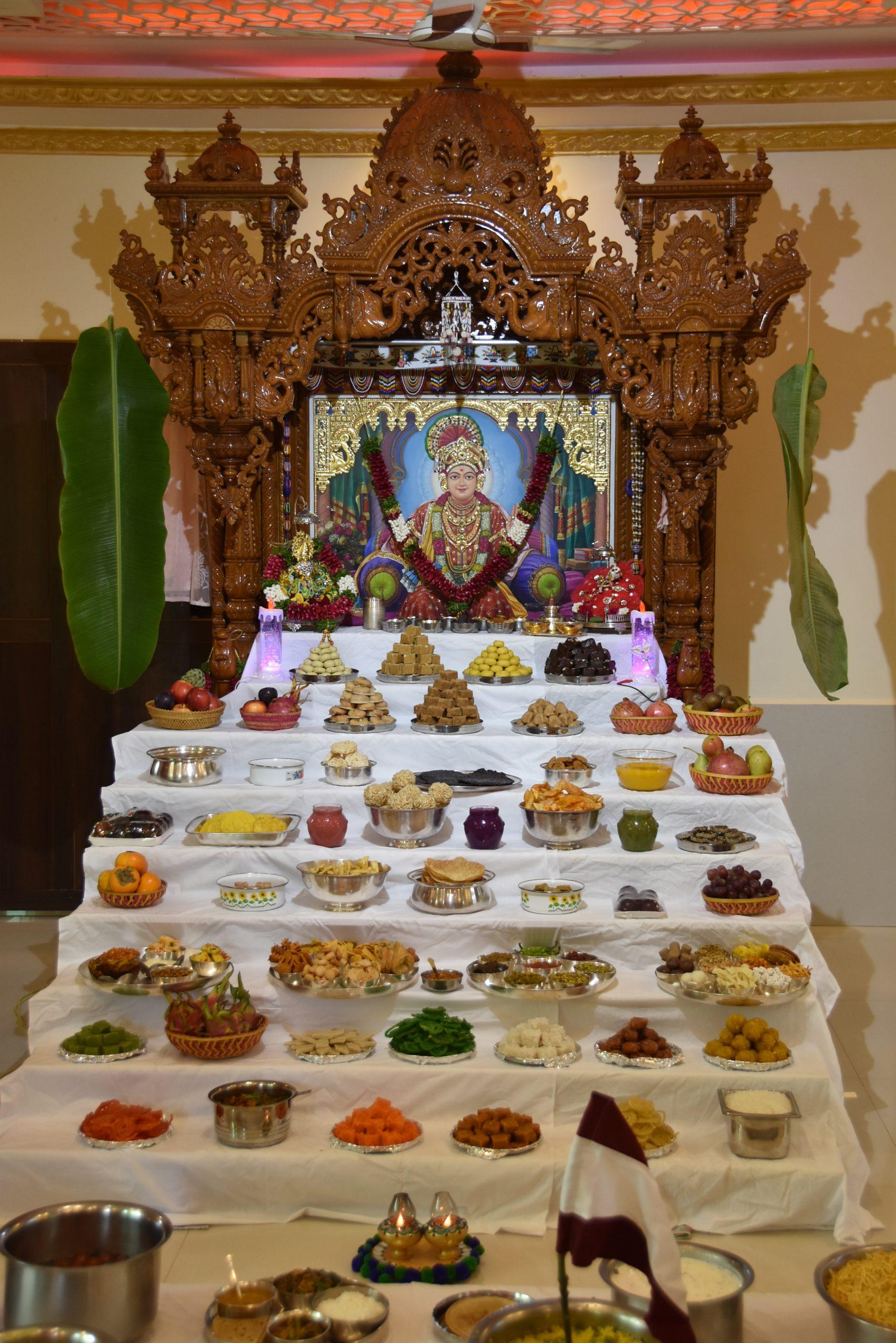 SHREE NEELAKANTH VIDYAPEETH Festival Pooja